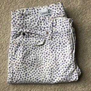 Gap jean leggings